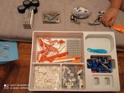 Программируемый конструктор робот Apitor SuperBot 19 в 1 (с сенсорами и датчиками) совместим с лего #7, Игорь Ф.