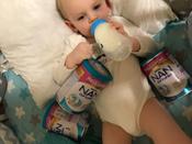Молочко NAN 3 OPTIPRO для роста, иммунитета и развития мозга, с 12 месяцев, 400 г #5, Жидоморова Евгения