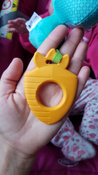Tiny Love Игрушка подвеска Зайчик #1, Екатерина М.