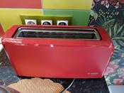 Тостер Bosch TAT3A004, красный #1, Кристина