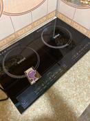 Индукционная Настольная плита Kitfort KT-104, черный #11, Мария К.