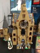 Конструктор LEGO Harry Potter 75948 Часовая башня Хогвартса #10, Елена Ч.