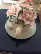 Композиция Pavone чаша Весенние цветы, 106063 #4, Анжелика К.