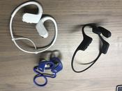 Sony NW-WS623, White МР3-плеер #3, Трубин Евгений