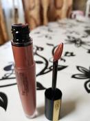 Тинт для губ L`Oreal Paris Rouge Signature жидкий, матовый, с металлическим эффектом, №201 #11, Пушкарева Ольга Владимировна