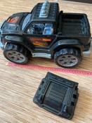Машинка Полесье Легион №4, 76014, черный #4, Дмитриева А.