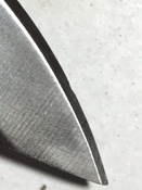 Нож универсальный складной 2 в 1 VIRA RAGE #4, Виктор А.