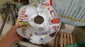Круг надувной на шею для купания новорожденных и малышей Robby от ROXY-KIDS #11, Алексей В.