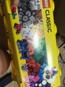 Конструктор LEGO Classic 10696 Набор для творчества среднего размера #205, Лейсан Г.