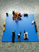Конструктор LEGO Classic 10714 Синяя базовая пластина #14, Александр Г.