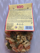 Dalla Costa Зоопарк без яиц со шпинатом и томатами, 250 г #5, Виктор П.