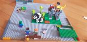 Конструктор LEGO Classic 10701 Строительная пластина серого цвета #5, Елена Б.