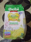 Bebi Премиум каша Кукурузная низкоаллергенная с пребиотиками, с 5 месяцев, 200 г #11, Ирина Ю.