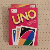 UNO Карточная игра Уно #11, Осипова Юлия