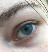 Цветные контактные линзы Alcon FreshLook Ежемесячные, -1.50 / 14,5, Аlcon FreshLook Colors Blue, 2 шт. #2, Анастасия А.