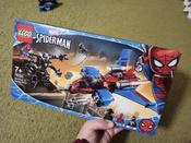 Конструктор LEGO Marvel Super Heroes 76150 Реактивный самолёт Человека-Паука против Робота Венома #7, Елена