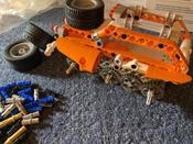 Программируемый конструктор робот Apitor SuperBot 19 в 1 (с сенсорами и датчиками) совместим с лего #1, Юрий С.