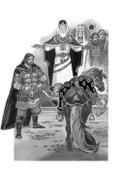 Сказания о богатырях. Предания Руси (с крупными буквами, ил. И. Беличенко)   Нет автора #6, Editor