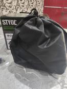 Компрессор автомобильный Q3 Stvol, металлический со светодиодным фонарем, 40 л/мин, 12В, 10А, с сумкой #7, Виктория Н.