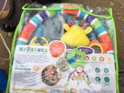 Развивающий центр Жирафики Дуга, с 5 съемными игрушками, 939625 #4, Виктория М.
