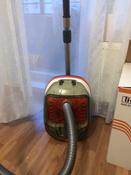 Бытовой пылесос Thomas DryBox + AquaBox Cat & Dog, оранжевый, белый #11, Вадим Примаков