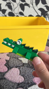 Конструктор LEGO Classic 10696 Набор для творчества среднего размера #237, Харисова Д.