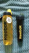 Бутылка для воды Reebok нет, зеленый, желтый, черный #3, Инна Б.