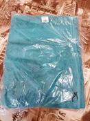 Полотенце банное махровое с бордюром 1080 Махровая ткань, 100x180 см, темно-зеленый #2, Дрыгола Кристина Владимировна