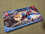 Конструктор LEGO Marvel Super Heroes 76150 Реактивный самолёт Человека-Паука против Робота Венома #4, Елена