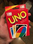 Настольная карточная игра UNO Уно #1, Антон П.