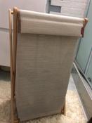 Корзина для белья Casy Home, 30 х 25 х 60 см #7, Лариса Б.