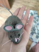 Игрушки для животных Hexbug Мышка интерактивная серая #2, Ксения С.