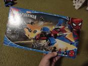 Конструктор LEGO Marvel Super Heroes 76150 Реактивный самолёт Человека-Паука против Робота Венома #5, Елена
