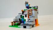 Конструктор LEGO Minecraft 21141 Пещера зомби #9, Никита А.