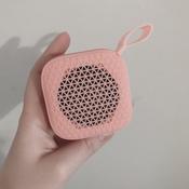 Портативная колонка iNeez IK-02 Wireless Enjoy series,912515,розовый #13, Alexandra K.