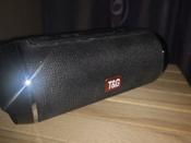 Портативная Bluetooth колонка T&G TG-116 (черный) #2, Михаил С.