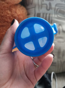 Чашка-непроливайка, Canpol Babies  180 мл. Медвежонок 9+, цвет: синий #2, Дарья Ш.