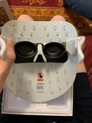 Gezatone Косметологический аппарат Светодиодная маска для омоложения кожи лица m1020 #12, Богданова Ю.