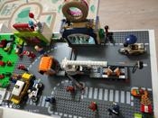 Конструктор LEGO City Town 60233 Открытие магазина по продаже пончиков #15, Елена З.