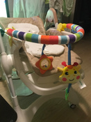 Развивающий центр Жирафики Дуга, с 5 съемными игрушками, 939625 #12, Екатерина Ю.
