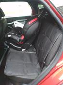 Накидка защитная под детское автокресло Comfort Address, с высокой спинкой #7, Максим N.
