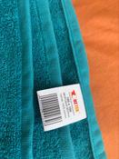 Полотенце банное махровое с бордюром 1080 Махровая ткань, 100x180 см, темно-зеленый #5, Арина Т.
