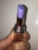 Губная помада L'Oreal Paris Color Riche Plump and Shine, визуально увеличивающая объем, оттенок 109, светлый #6, Анастасия В.