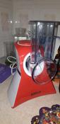 Измельчитель электрический Kitfort КТ-1382, белый, красный #11, Елена Г.