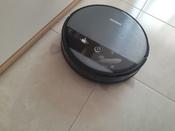 Робот-пылесос  Samsung  VR05R503PWG/EV, серый #10, Елена К.