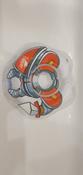 Круг надувной на шею для купания новорожденных и малышей Flipper Рыцарь от ROXY-KIDS #2, Игорь Н.