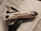 Конструктор LEGO City Space Port 60226 Шаттл для исследований Марса #11, Дмитрий М.