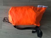 """Диван надувной """"Биван 2.0"""", цвет: оранжевый, 190 х 90 см #1, Горчакова Катя"""