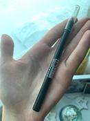 """Maybelline New York Карандаш для глаз """"Tatoo Liner"""", гелевый, интенсивный цвет, оттенок 900, Черный #11, Ксения Шавырина"""