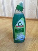 """Очиститель для унитазов """"Frosch"""", с ароматом мяты, 750 мл #14, Мария Р."""